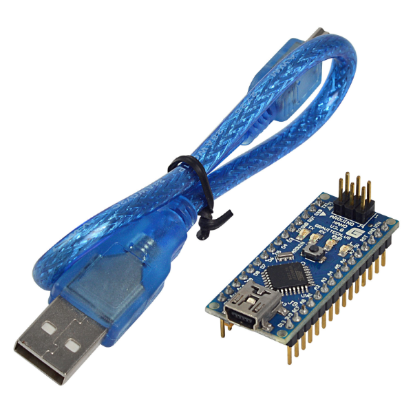 Geekcreit ATmega328P Arduino Compatible Nano V3 Module Improved Version With USB