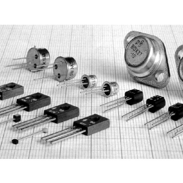 BF495 Transistor npn 30V 50mA 300mW TO92